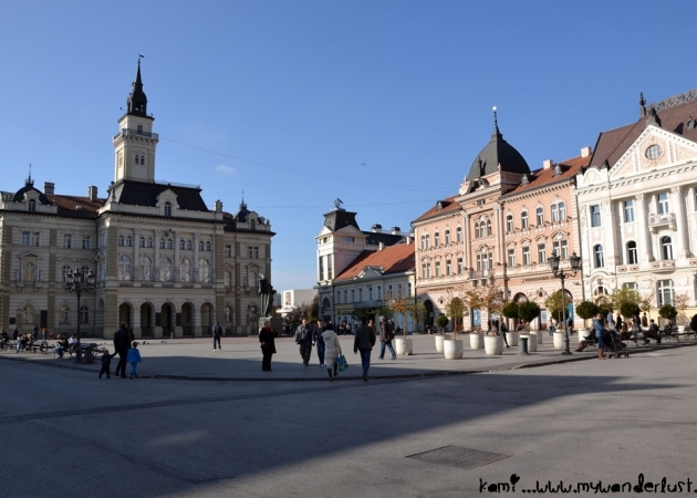 Sunday with Pictures: Novi Sad, Serbia