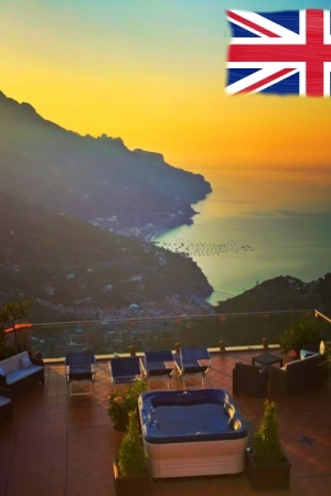 Amalfi Coast. Hotel Bonadies – 136 years history of Ravello