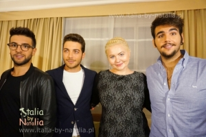 When the dream come true – my meeting with Il Volo in Warsaw