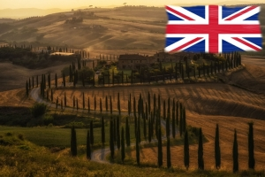Tuscany – the most beautiful view points in the Val d'Orcia. Part 2