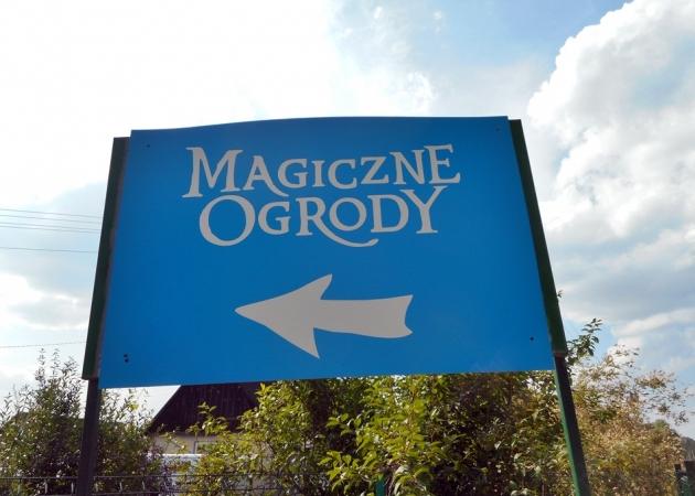 Magiczne Ogrody w Janowcu